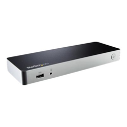 Docking station Startech - Startech.com dual monitor usb c docking station with 60w power delivery for win