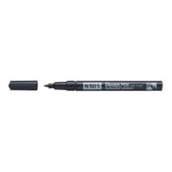 Pentel - Pen n50 s - marcatore - rosso n50s-b