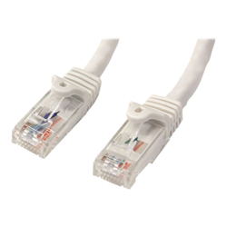 Cavo di rete Startech.com cavo ethernet cat6 bianco cavo patch rj45 n6patch3wh