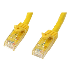 Cavo di rete Startech.com cavo ethernet cat6 giallo cavo patch rj45 n6patch7yl
