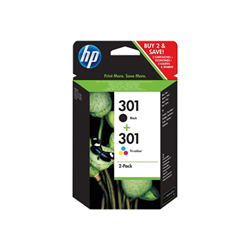 Cartuccia HP - 301 n9j72ae#301