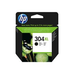 Cartuccia HP - 304xl - alta resa - nero - originale - cartuccia d'inchiostro n9k08ae#abe