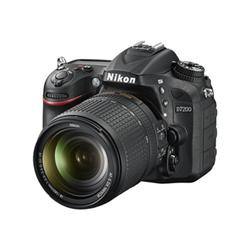 Fotocamera reflex Nikon - D7200 - fotocamera digitale lente af-s dx 18-105mm nd7210