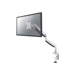 Newstar - Neomounts nm-d750 - montaggio a scrivania (full-motion) nm-d750white