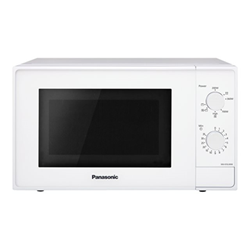 Forno a microonde Panasonic - Micro c/grill 20lt 800w bianco pana