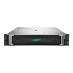 Server Hewlett Packard Enterprise - Hpe proliant dl380 gen10 entry - montabile in rack p06419-b21