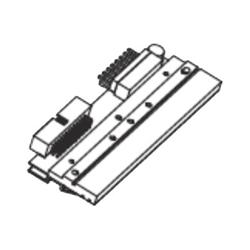 Zebra - Kit printhead 300 dpi ze500-4 rh
