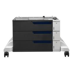 Cassetto carta HP - Alimentatore color laserjet con 1 cassetto da 550 fogli e 1 cassetto ad alta cap