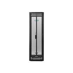 Armadio rack Hewlett Packard Enterprise - Hpe 600mm x 1075mm g2 kitted advanced shock rack rack - 42u p9k08a