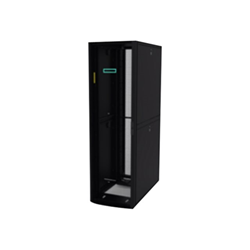 Hewlett Packard Enterprise - Hpe 600mm x 1200mm g2 kitted advanced shock rack rack - 42u p9k10a