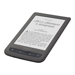 eBook reader PocketBook - Touch lux 3 rubin red