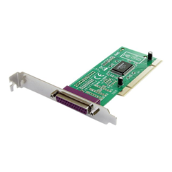 Scheda PCI Startech.com scheda parallela pci a 1 porte scheda parallela pci1pecp