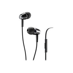 Cellular Line - Auricolare in-ear con microfono ner