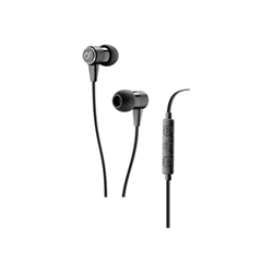 Cellular Line - Auricolare in-ear con remote nero