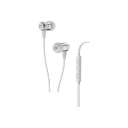Auricolari con microfono Cellular Line - Pop Up Bianco