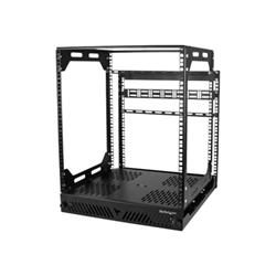 Startech - Startech.com rack per armadio server 12u a scorrimento rack - 12u porack12u