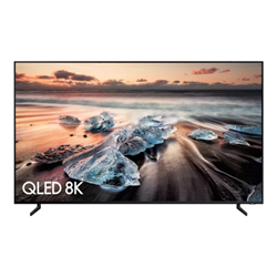 "TV QLED Samsung - QE65Q900RAT 65 "" 8K Smart Flat HDR"
