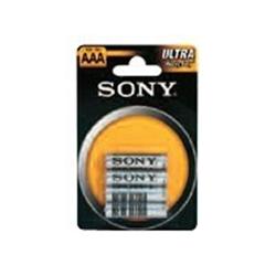 Pila Sony - Ultra batteria - 4 x tipo aaa - zinco-carbone r03nub4a