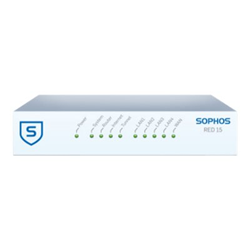 Firewall Sophos - Red 15 - apparecchiatura di sicurezza r15ztchmr