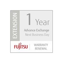 Estensione di assistenza Fujitsu - Scanner service program 1 year warranty renewal for departmental scanners r1-ex