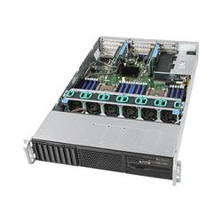 Server Intel - Server system - montabile in rack - senza cpu - 0 gb r2208wftzs