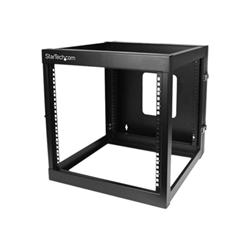 Startech - Startech.com 12u server rack per server a montaggio a parete a telaio aperto in
