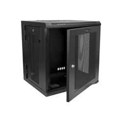 Startech - Startech.com armadio per server rack montabile a parete 12u rk1224walhm