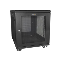"Startech - Startech.com rack per server - armadio server con profondità da 31"" rk1233bkm"