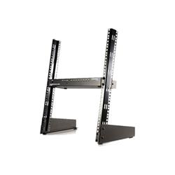 """Startech - Startech.com rack di rete da scrivania a telaio aperto 12u 19"""" 2 staffe rk12od"""