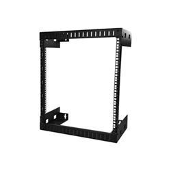 Startech - Startech.com server rack 12u montabile a parete rk12wallo