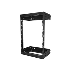 Startech.com server rack 15u montabile a parete rk15walloa
