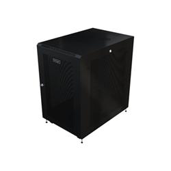 "Startech - Startech.com rack per server - armadio server con profondità da 31"" rk1833bkm"