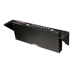 Startech.com staffa rack in acciaio 19'' 2u per montaggio attrezzature su paret