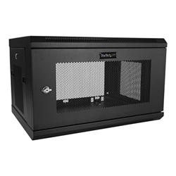 Startech.com armadio per server rack montabile a parete 6u rk616walm