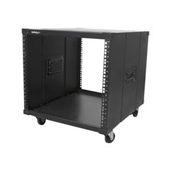 Startech - Startech.com armadio portatile per server rack con maniglie - 9u rack rk960cp