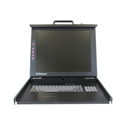 "Startech - Startech.com lcd console - usb + ps/2 - console kvm - 17"" rkcons1701gb"