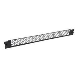 Startech - Startech.com pannello cieco ventilato per rack 1u con installazione tool-less p