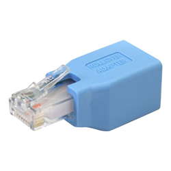 Adattatore Startech.com adattatore cavo console cisco per cavo ethernet rj45 m/f rollover