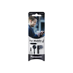Panasonic - Auricolare in ear 9mm con microfono