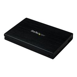Box hard disk esterno Startech.com box esterno hdd per disco rigido sata iii 2.5'' usb 3.0 con uasp in