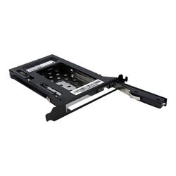 Box hard disk esterno Startech.com alloggiamento disco rigido rimovibile sata 2,5'' per slot di espan