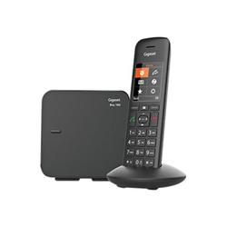 Telefono fisso Gigaset - C570 - cordless con base analogica