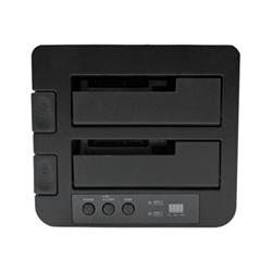 Box hard disk esterno Startech.com duplicatore autonomo rapido usb 3.0 esata per disco rigido sata 6g
