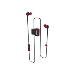 Auricolari con microfono Pioneer - SE-CL5BT Rosso