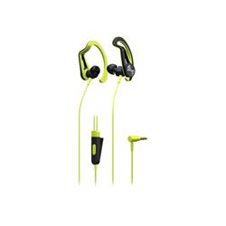 Auricolari con microfono Pioneer - SE-E5T Sport Giallo