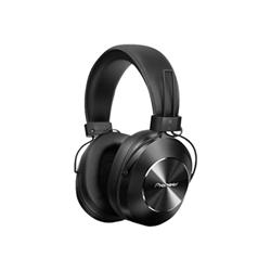 Pioneer SE-MS7BT - Style Series - casque avec micro - sur-oreille - sans fil - Bluetooth - NFC* - jack 3,5mm - noir