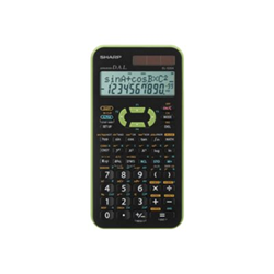 Image of Calcolatrice El-520xgr - calcolatrice scientifica sh-el520xgr