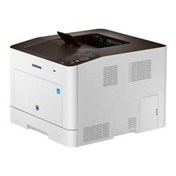 Imprimante laser Samsung ProXpress C3010ND - Imprimante - couleur - Recto-verso - laser - A4/Legal - 9 600 x 600 ppp - jusqu'à 30 ppm (mono) / jusqu'à 30 ppm (couleur) - capacité : 300 feuilles - USB 2.0, Gigabit LAN, hôte USB