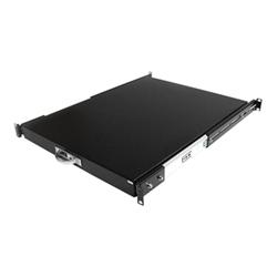 Startech - Startech.com ripiano scorrevole per armadio server rack 55,8cm di colore nero