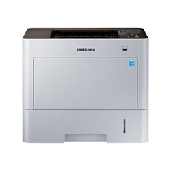 Imprimante laser Samsung ProXpress M4030ND - Imprimante - monochrome - Recto-verso - laser - A4/Legal - 1200 x 1200 ppp - jusqu'à 40 ppm - capacité : 650 feuilles - USB 2.0, LAN, hôte USB - noir